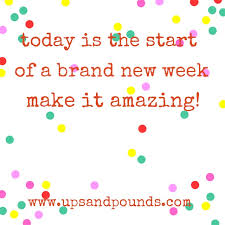 Brand New Week