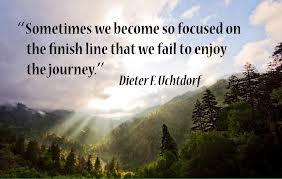 Fail To Enjoy the Journey