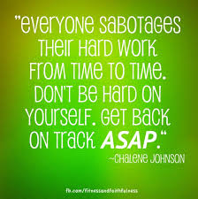 Sabotage Hard Work