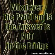 Answer Not In the Fridge