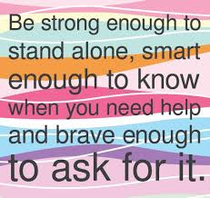 Strong Enough to Stand Alone
